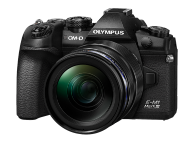 E‑M1 Mark III, Olympus, Appareils photo 4/3 hybrides , OM-D