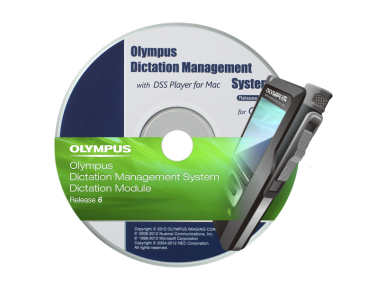 ODM ‑ Module de dictée, Olympus, Transcription Software